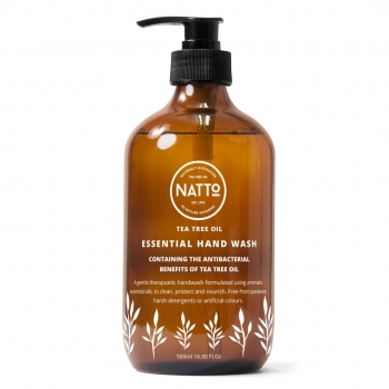 Tea Tree Oil Hand Wash
