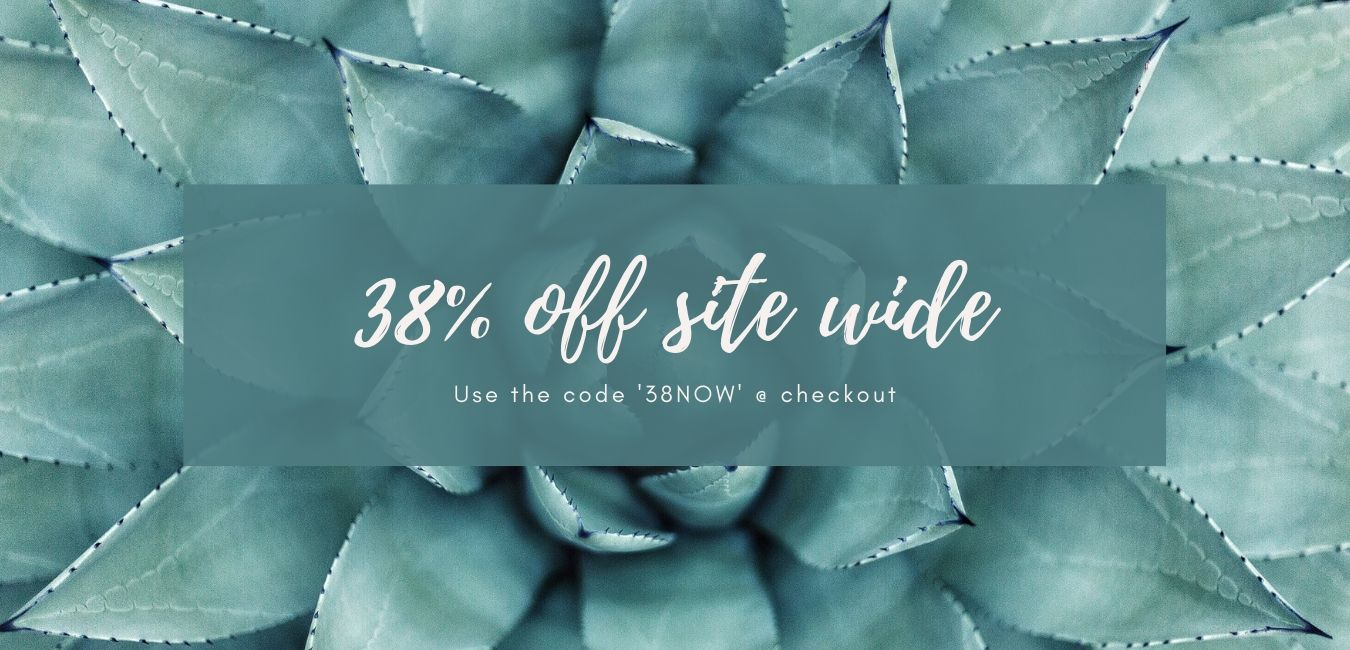 38% off site wide www.natto.com.au